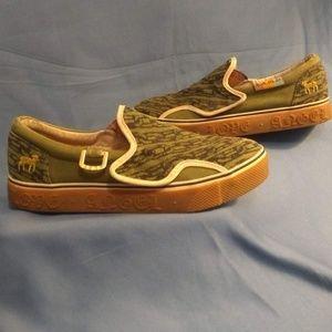 L.A.M.B. Katella Tex Slip On Gwen Stefani Sneaker